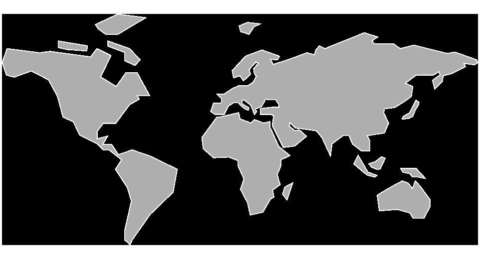 Carte des commerciaux de Sempatap reste du monde