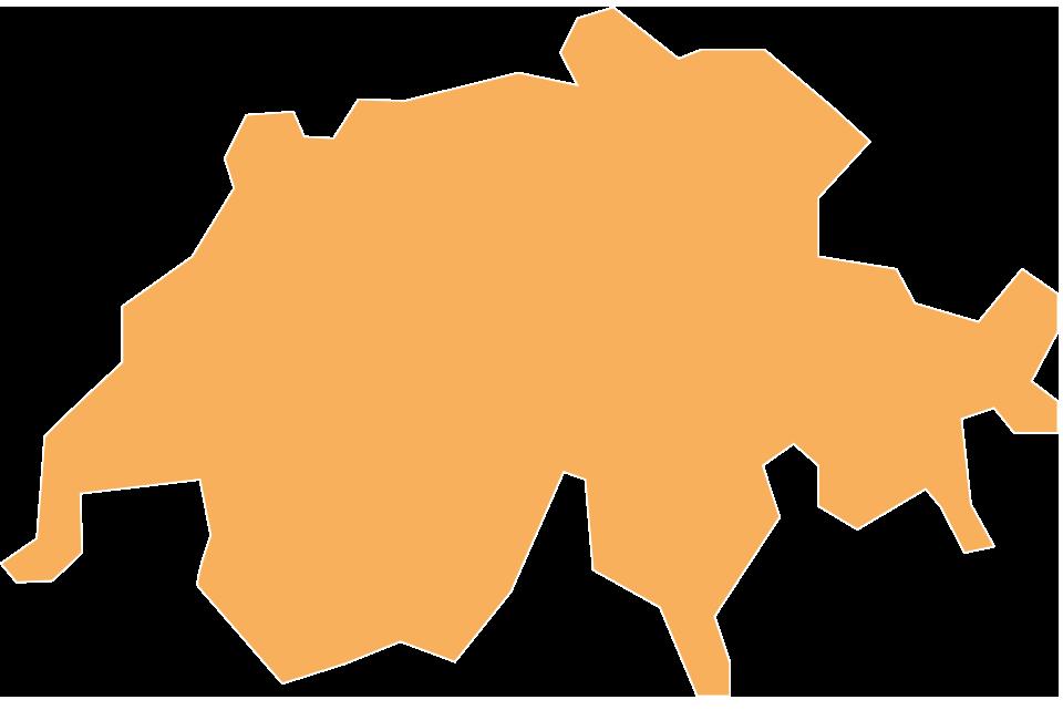 Carte des commerciaux de Sempatap Suisse
