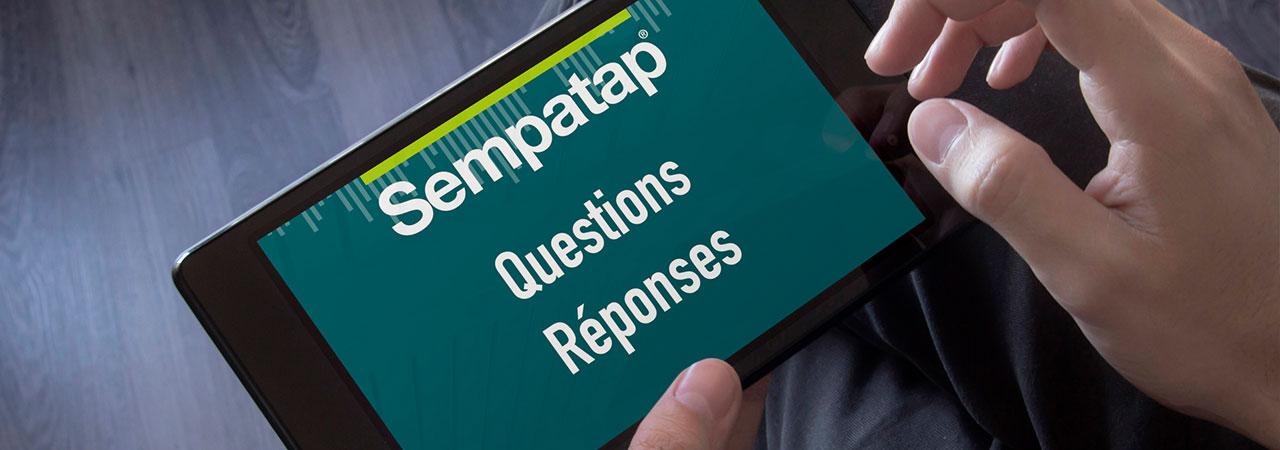 FAQ : Questions et réponses Sempatapa sur l'isolation phonique, thermique, l'absorption acoustique et la pose des produits Sempatap